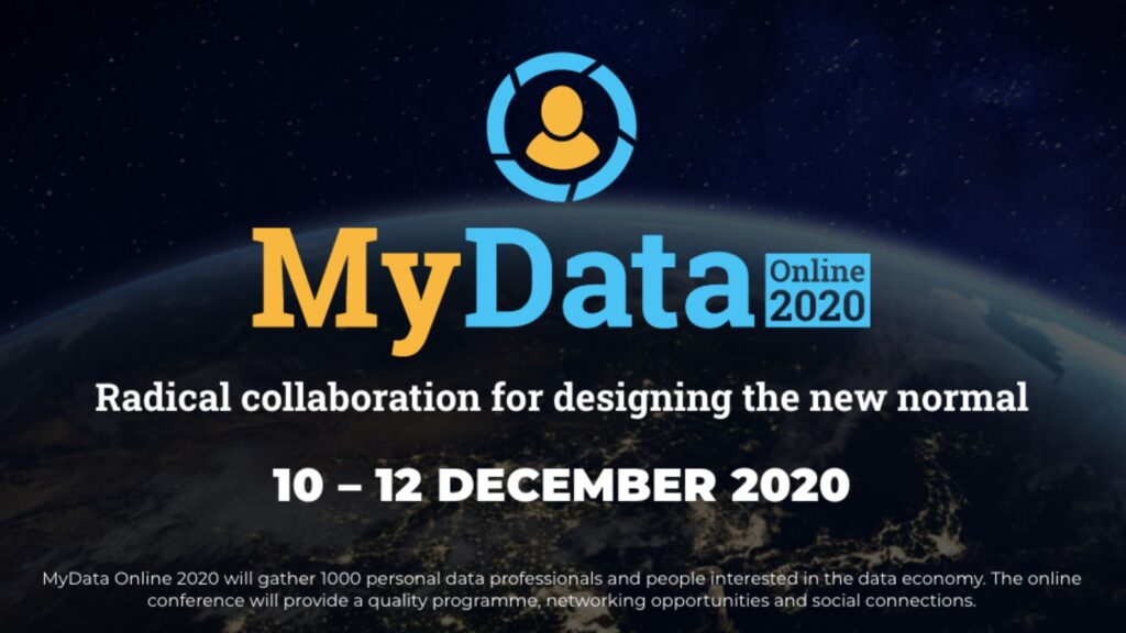 MyData Online 2020