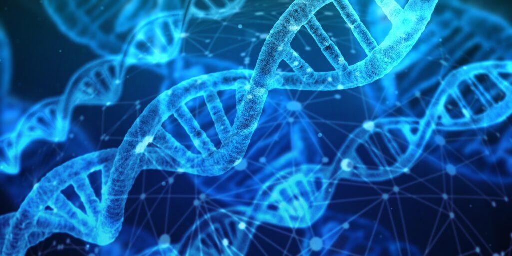 DNA Personal genetic locker datakluis