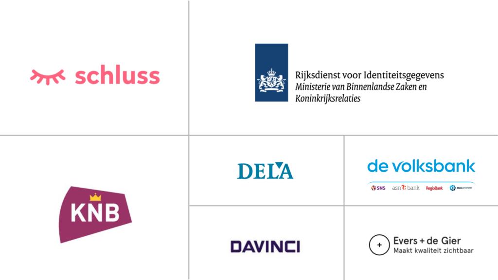 Schluss overlijden gemachtigde RvIG DELA deVolksbank Davinci Evers en de Gier